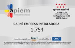 electricistas autorizados Madrid